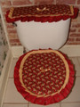 Maywood Collection Commode Set