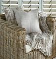 Elana Pillow Blue Mist