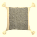 "18""Square Cotton Blend Pillow"
