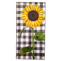Gallery Gingham Sunflower