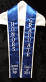 Custom Embroidered Graduation Stole