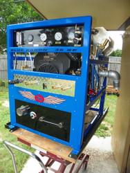 Blue Baron Model 36 SE Truck Mount Carpet & Tile Cleaning Machine