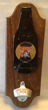 Pirates Beer Opener Plaque