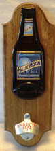Blue Moon Beer Opener Plaque