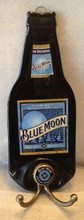Blue Moon Beer Key Holder