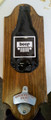 Jeep Beer Beer Opener Plaque