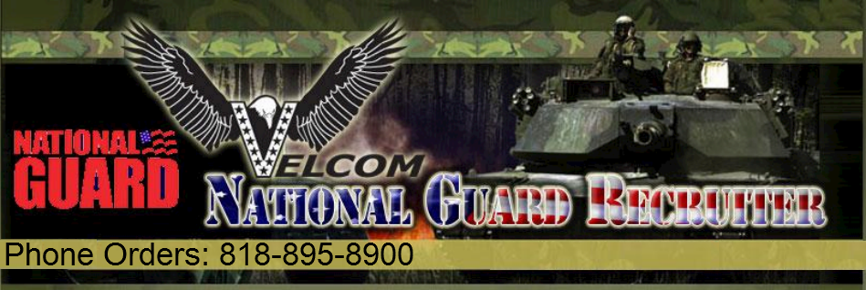 National Guard Recruiter