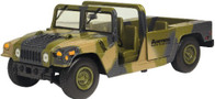 Camouflage Transport Humvee