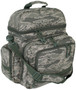 ABU CAMOUFLAGE LAPTOP BACKPACK