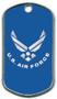 USAF Dog Tag