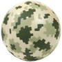 Digital Camo Stress Ball