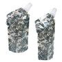 Digital Camo Squish Water Bottle
