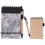 Digital Camo Pad and Pen