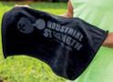 Velour Rally Sport Towel