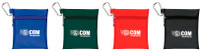 Large Golf Tee Pouch Carabiner