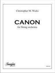 Canon for String Orchestra (download)