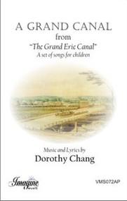 A Grand Canal (choral score)