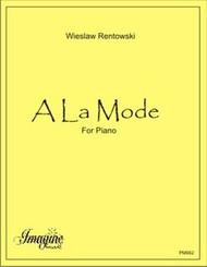 A La Mode (Download)