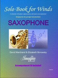 Solo Book for Winds - Saxophone