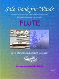Solo Book for Winds - Flute