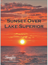 Sunset Over Lake Superior (download)