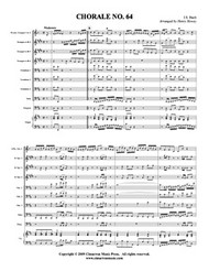 Chorale No. 64 (download)