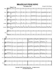 Brazilian Folk Song (Na Bahia Tem) (download)