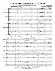 Festive & Commorative Music (3 Mvts.) (Download)