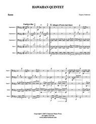 Hawaiian Quintet 88 (Download)
