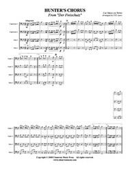 """""""Hunter's Chorus""""- Freischutz (Download)"""