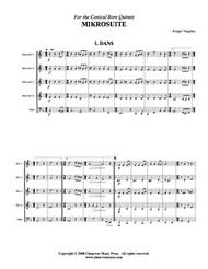 Mikrosuite (5 mvts.) (Download)