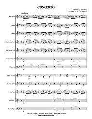 Concerto for Oboe (Download)