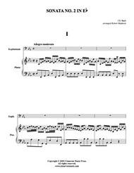 Sonata No. 2 in Eb (Download)