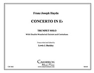 Concerto for Trumpet (trumpet solo) (download)