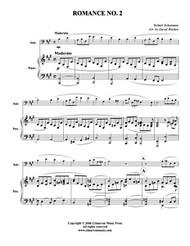 Romance No. 2 (tuba solo) (download)