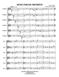 Music for Six Trumpets (download)