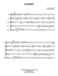 Scherzo (Woodwind Quintet) (download)