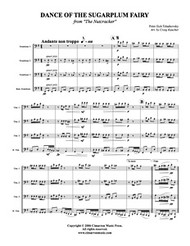 Dance of the Sugarplum Fairy, from The Nutcracker (trombone quartet) (download)