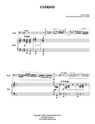 Csardas (Brass) (Download)