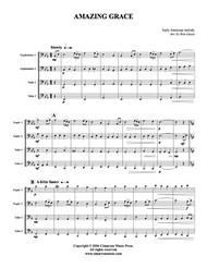 Amazing Grace  (Tuba Quartet) (Download)