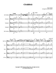 Csardas (Trombone Choir)