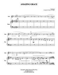 Amazing Grace (Trumpet Solo) (Download)