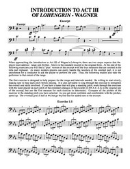 Preparatory Studies for Orchestral Excerpts, vol. 1 (Download)