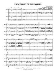 Procession of the Nobles (Horn Quartet) (Download)