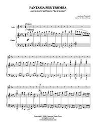 """Fantasia """"La Traviata"""", Op. 146 (Download)"""