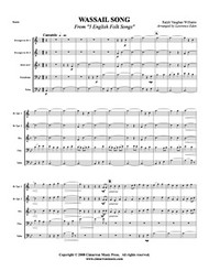 Wassail Song (Download)