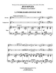 Duo Sonata (Download)