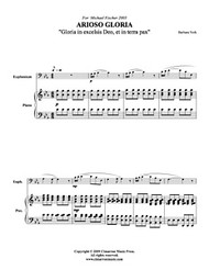 Arioso Gloria (Euphonium Solo) (Download)
