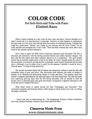Color Code (Download)