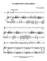 La Virgen de la Macarena (Trombone Solo) (Download)